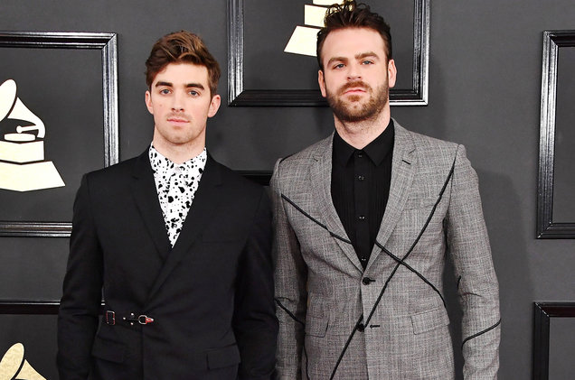 the-chainsmokers-grammys-red-carpet-2017-billboard-1548