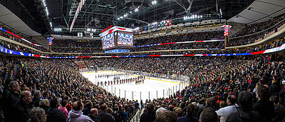 2015_Boys_AA_Championship_game_at_the_Xcel_Energy_Center